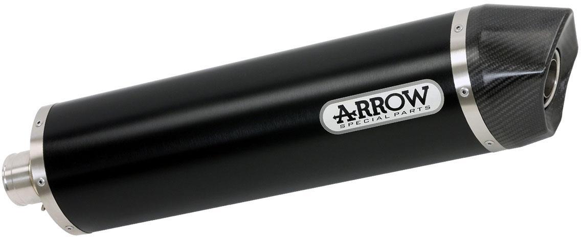 Arrow Maxi Race-Tech Carbon uitlaatdemper Honda CBR600RR (05>06)