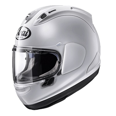 Arai RX-7 V Diamond White helm