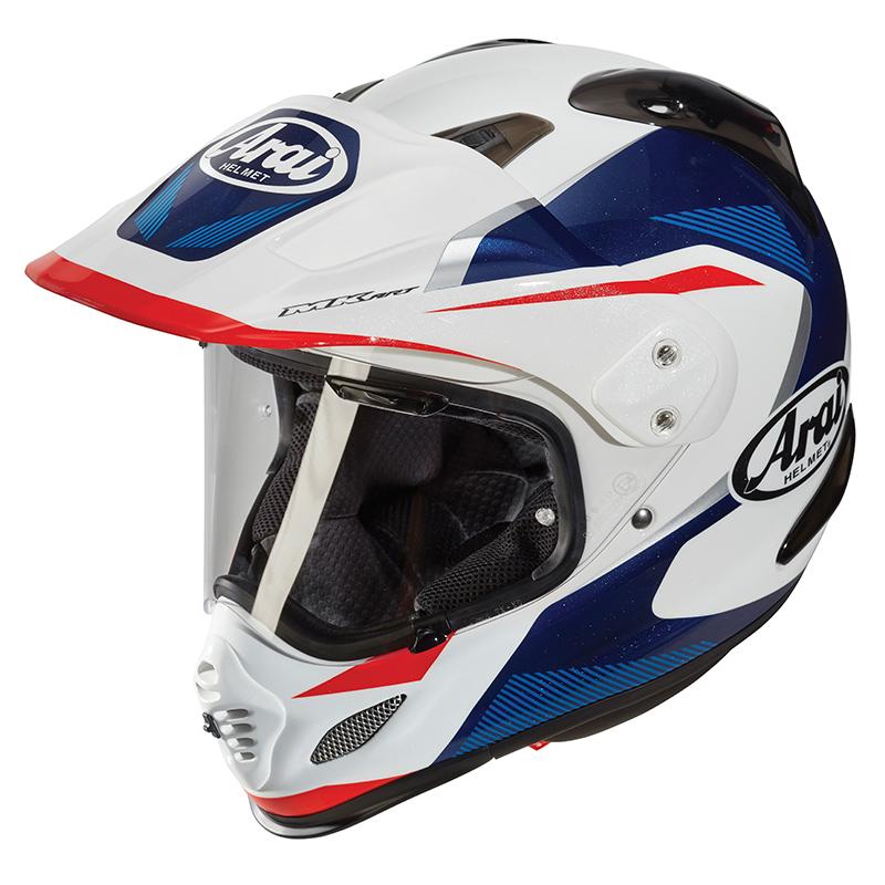 Arai Tour X4 Break Blue helm