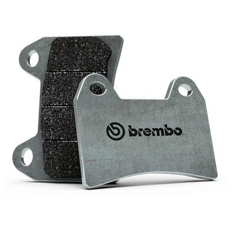 Brembo remblokken Racing RC Carbon (voor) 07SU14RC