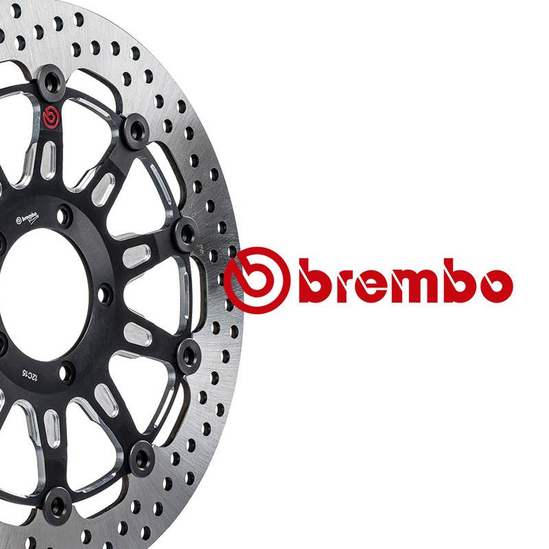 Brembo Yamaha MT03 & YZF R3 Remschijf 68B407P0