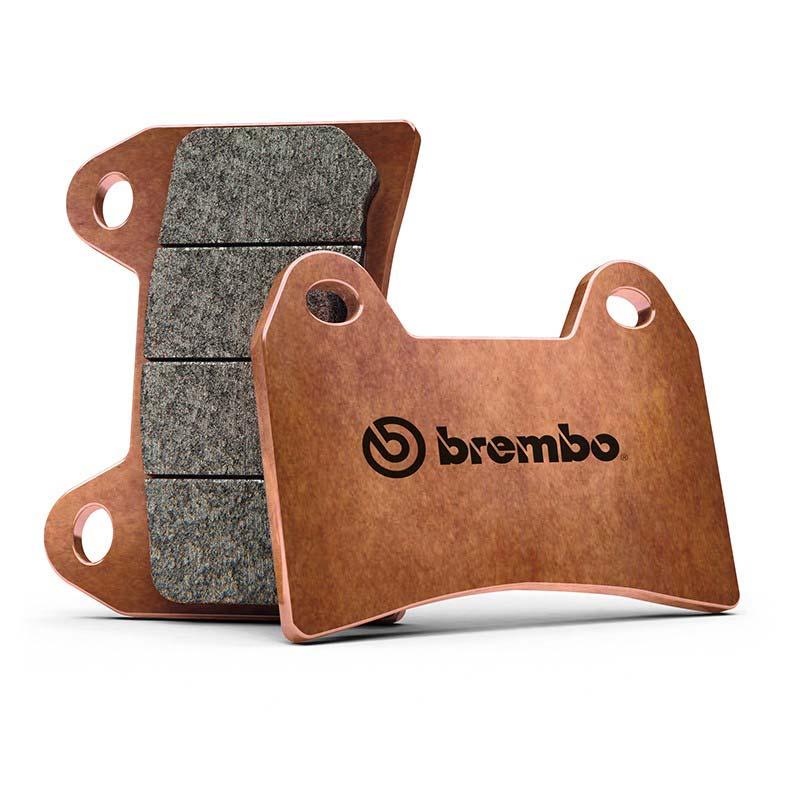 Brembo remblokken Scooter XS Gesinterd (voor/achter) 07104XS