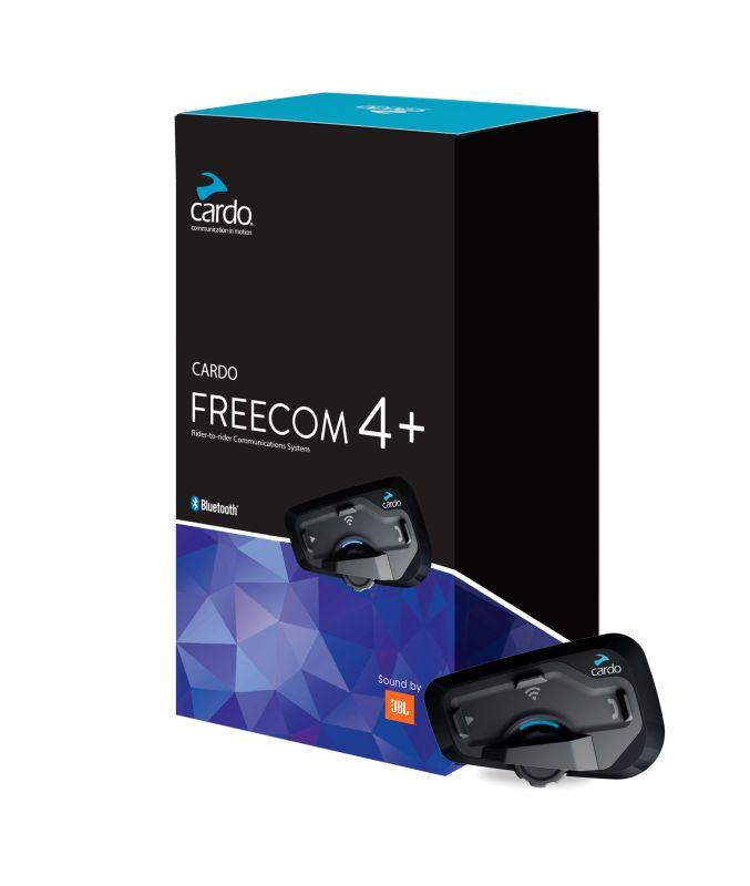 Cardo Scala Rider Freecom 4 Plus JBL Duo communicatie systeem