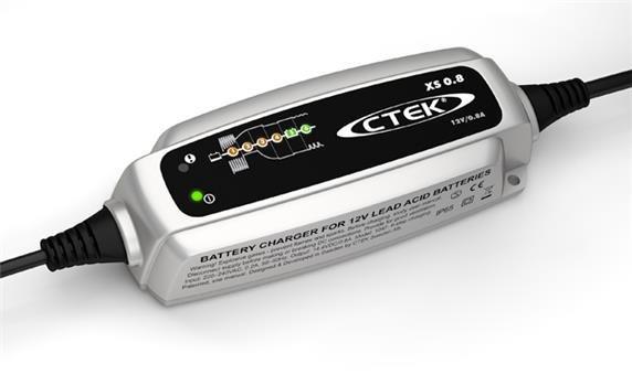 CTEK XS 0.8 acculader