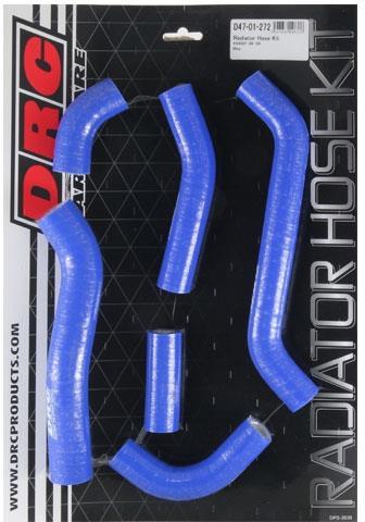 DRC radiateurslangen set Kawasaki KLX450R (08>15) / KX450F (06>08)