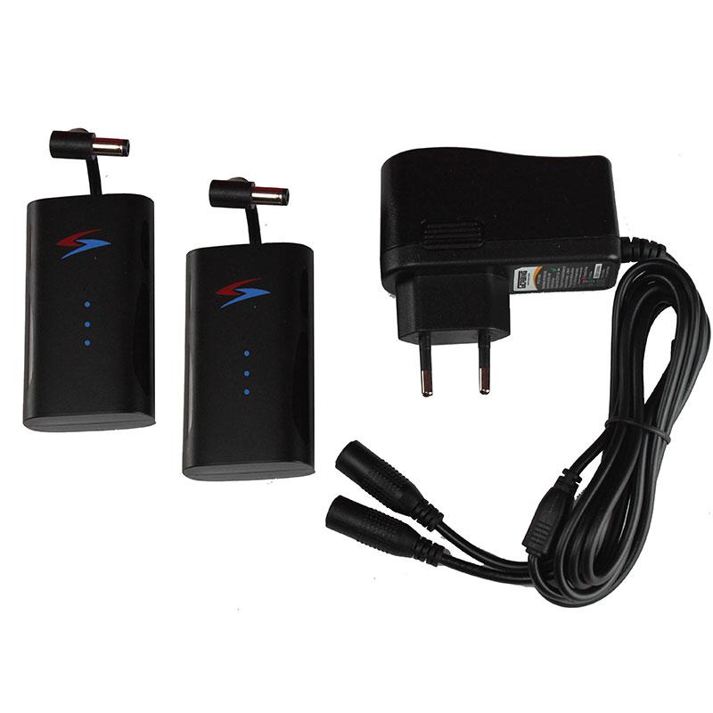 Gerbing 1Ah Batterij kit