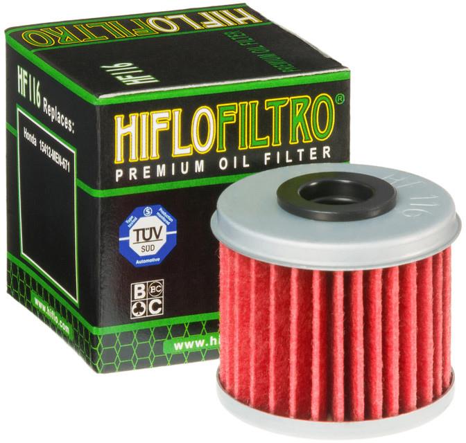 Hiflo Oliefilter HF116