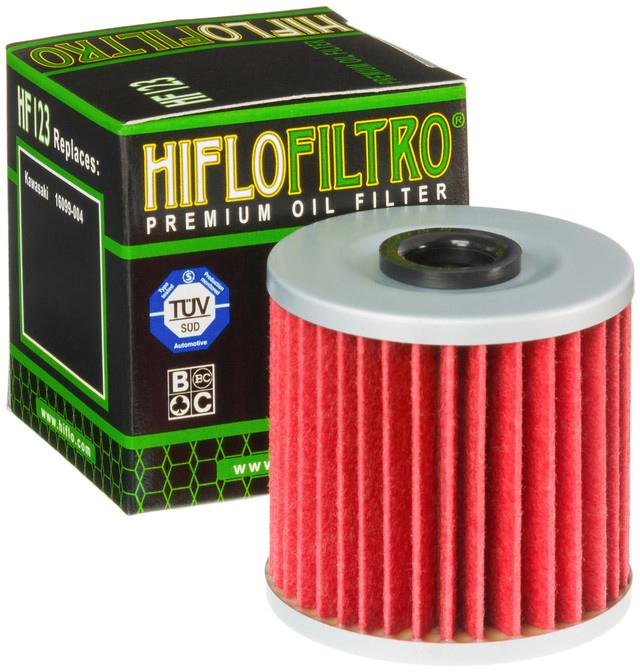 Hiflo Oliefilter HF123