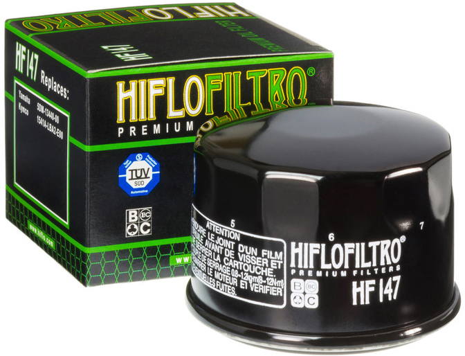 Hiflo Oliefilter HF147