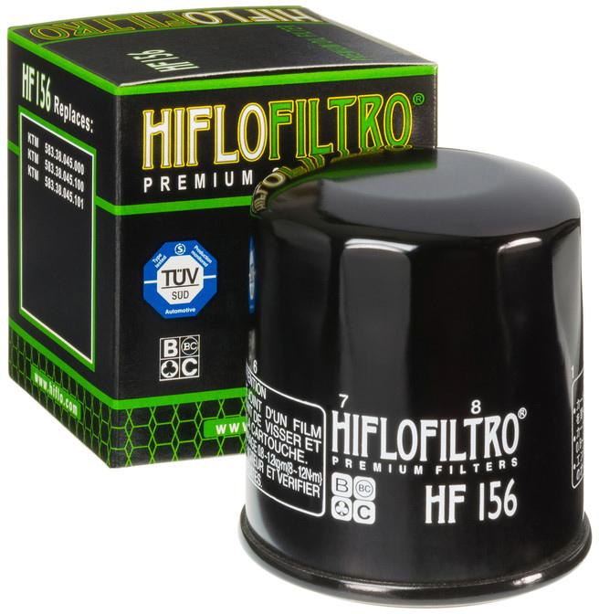 Hiflo Oliefilter HF156