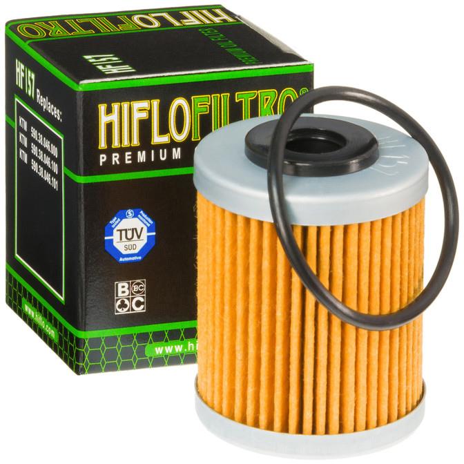 Hiflo Oliefilter HF157