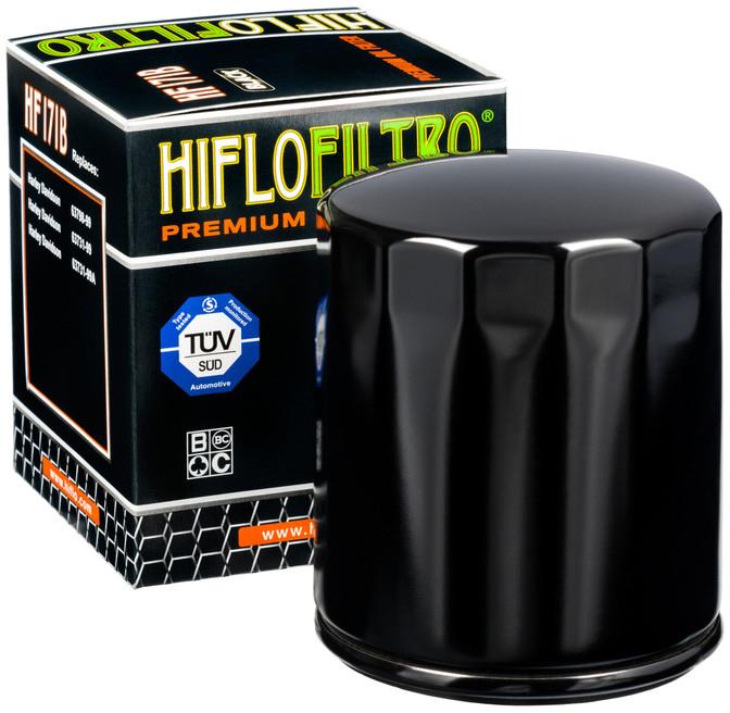 Hiflo Oliefilter HF171B (Zwart)