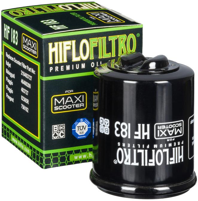 Hiflo Oliefilter HF183