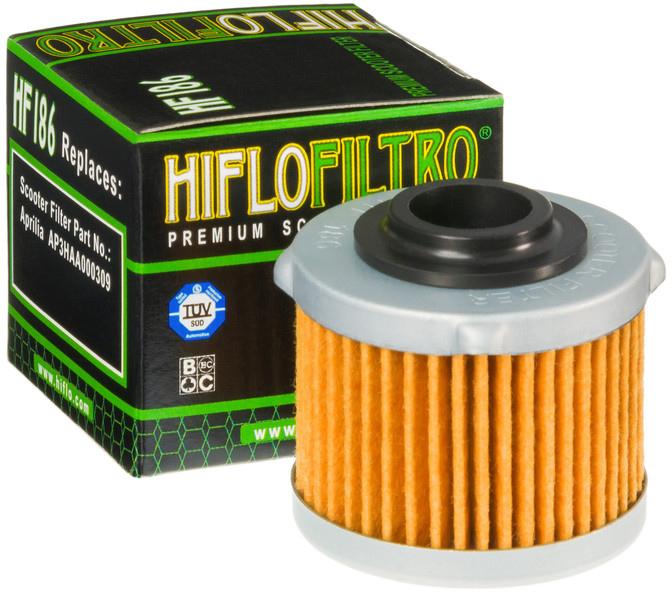 Hiflo Oliefilter HF186