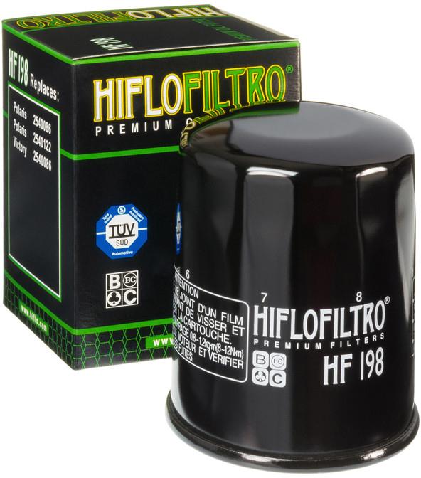 Hiflo Oliefilter HF198