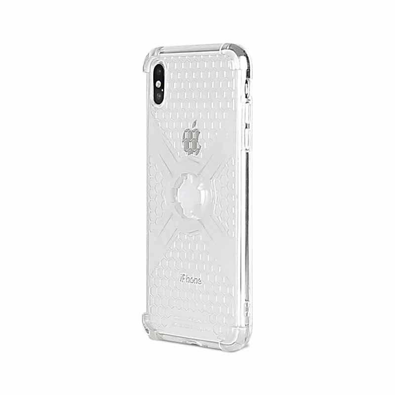 Cube X-Guard iPhone XS Max telefoonhoes met houder