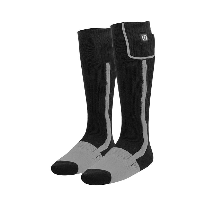 Klan verwarmde sokken