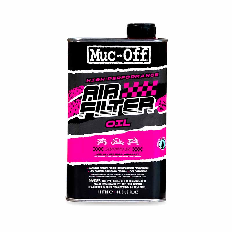 Muc-Off Luchtfilter olie (1L)