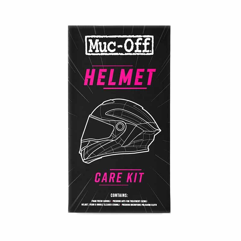 Muc-Off Helmet Care set