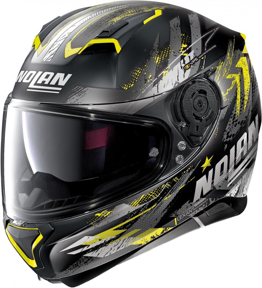 Nolan N87 Carnival motorhelm