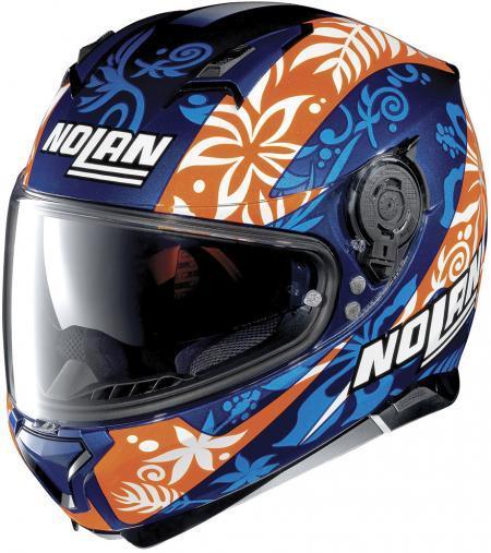 Nolan N87 Gemini Replica Danilo Petrucci N-Com helm