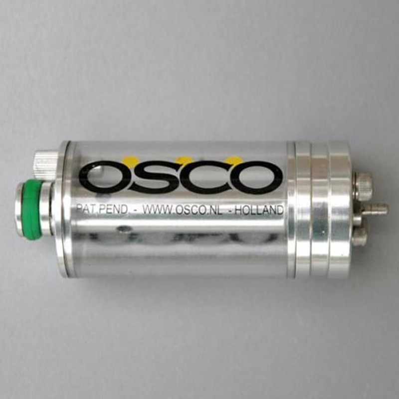 Osco Ketting Smeersysteem Aluminium (met 100ml olie)