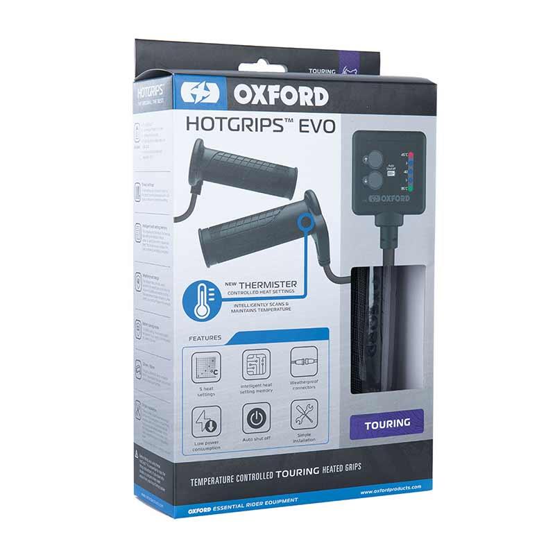 Oxford EVO Touring handvatverwarming (110 - 120mm)