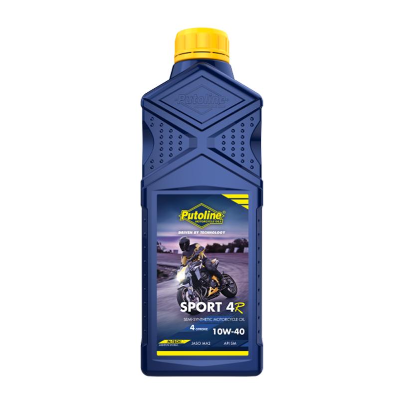 Putoline Sport 4R 10W-40 1L motorolie