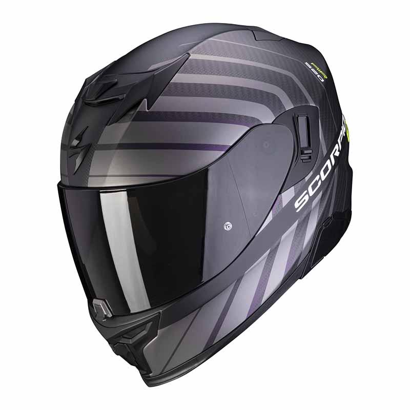 Scorpion EXO-520 Air Shade motorhelm