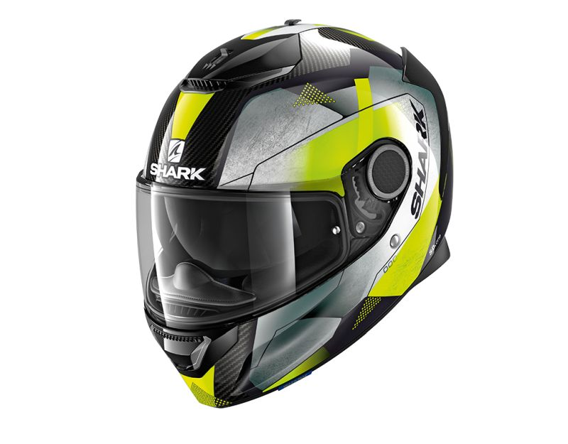 Shark Spartan Carbon Kitari helm L (OUTLET)