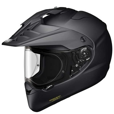 Shoei Hornet Mat allroad helm