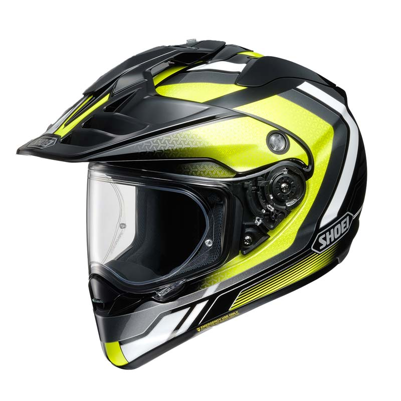 Shoei Hornet Adventure Sovereign helm