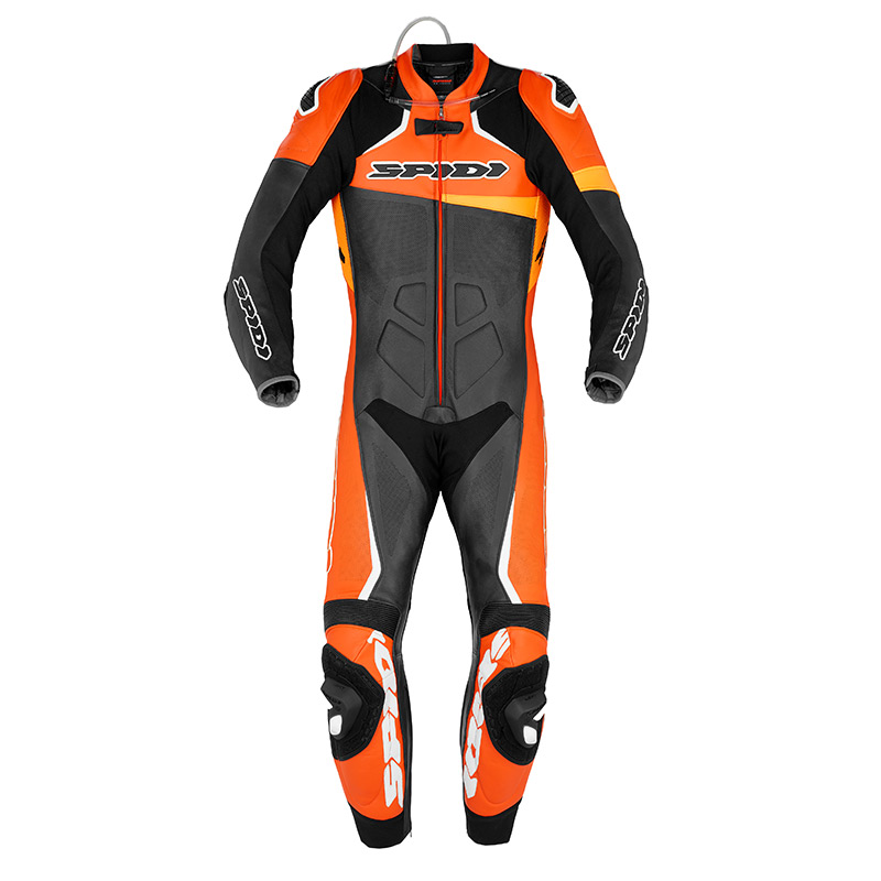 Spidi Race Warrior Perforated leren overall (50) (OUTLET)