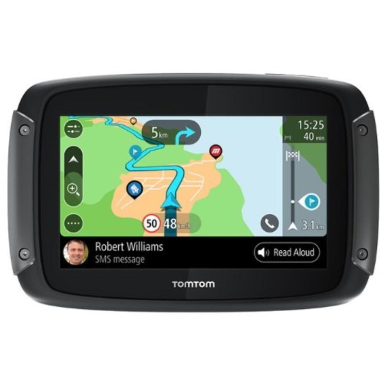TomTom Rider World 550 motornavigatie (+ tot 50 cashback!)