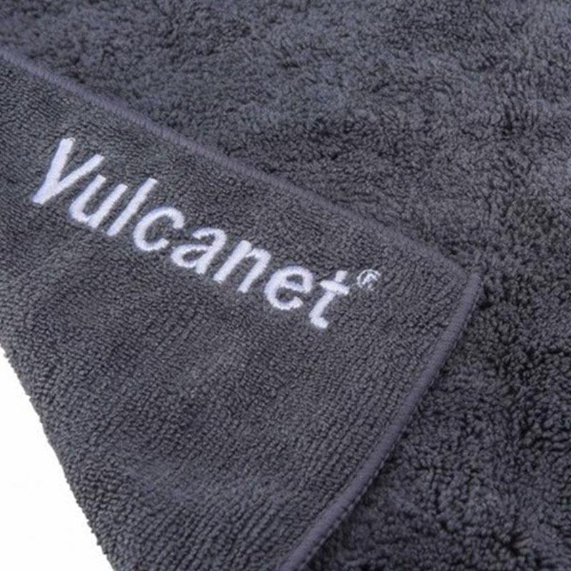 Vulcanet microvezel uitpoetsdoek